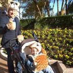 Freitag: Auf dem Weg zur Kita